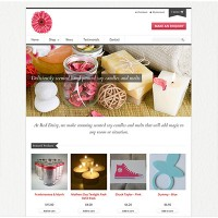 New online store for Red Daisy